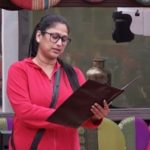 Harshada Khanvilkar in the Bigg Boss Marathi