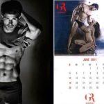 Honey Makhani Gladrags Calendar 2011