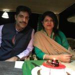 Honey Makhani's Parents