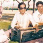 Ilaiyaraaja With His Music Group at Marina Beach, Chennai