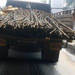 Indu Malhotra's legal battle in the Supreme Court to ban protruding rods-loads to be carried in trucks