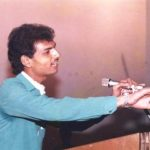 Irshad Kamil In College