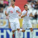 Isco in U20 FIFA World Cup