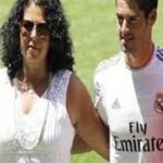Isco with His Mother