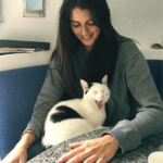 Izabelle Leite Cat Lover