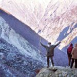 Jaggi Vasudev Tracking the Himalaya Mountains