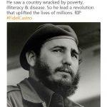 Jagmeet Singh praises former Cuban dictator Fidel Castro
