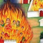 Jauhar of Chittor Women