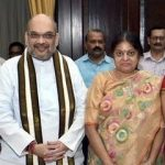 Jay Shah Father Amit Shah and Mother Sonal Shah