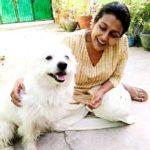 Jaya Bhattacharya loves dogs