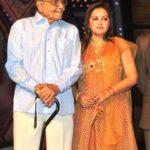 Jaya Prada With K Viswanath