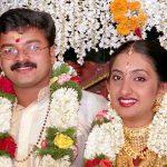 Jayasurya and Saritha Wedding
