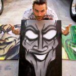 Jeff Hardy's Paintings