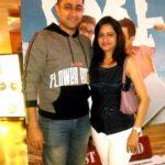 Jimit Trivedi with his sister Kavitaa Pandit