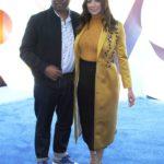 Jordan Peele With His Wife Chelsea Peretti