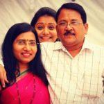 Jui Gadkari Parents