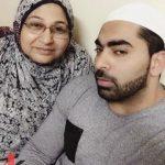 Junaid Kaliwala Mother