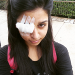 Jyoti Sharma eye surgery