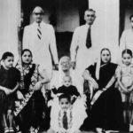K L Saigal Family