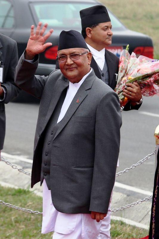 K P Sharma Oli