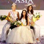 Kanikka Kapur Miss Asia 2015