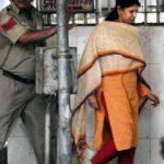 Kanimozhi Arrested