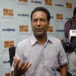Kanimozhi Ex-Husband Athiban Bose