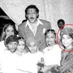 Karan Paranjape childhood photo