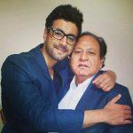 Karanvir Sharma father