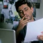 Karanvir Sharma smoking