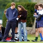 Kate Middleton And Prince William College Days