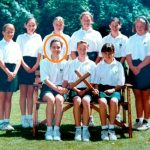 Kate Middleton School Days