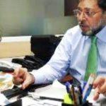 Khawar Farid Maneka, as a employee