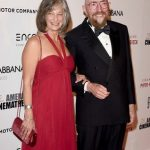 Kip Thorne With His Wife