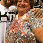 Kris Gethin mother