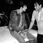Kumar Gaurav with his Father Rajendra Kumar