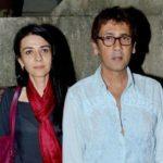 Kumar Gaurav with his Wife Namrata