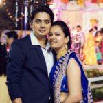 Kunal Devalkar with Pooja Rupa Sunil Tandle