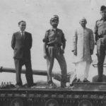 Lal Bahadur Shastri With Army