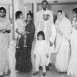Lal Bahadur Shastri With Whole Family