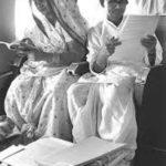 Lal Bahadur Shastri With Wife