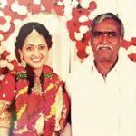 Lasya Manjunath Father