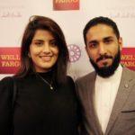 Loujain Alhathloul With Her Husband Fahad Albutairi