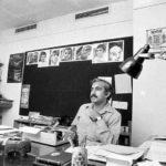 M J Akbar In 1980s