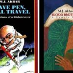 M J Akbars Fictional Books
