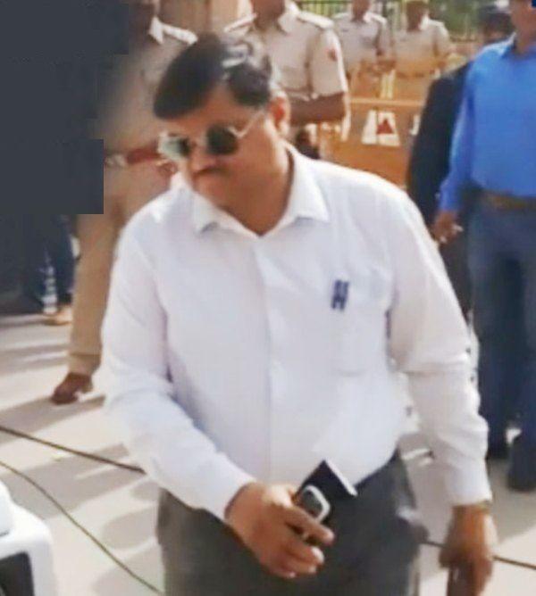Magistrate Dev Kumar Khatri