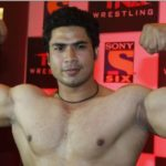 Mahabali Shera As A Bodybuilder