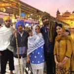 Mahabali Shera With His Family