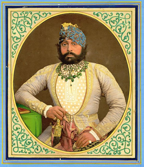 Maharaja Sir Jaswant Singh II – Kaisar-i-Hind