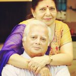 Shalini Kapoor Sagar parents